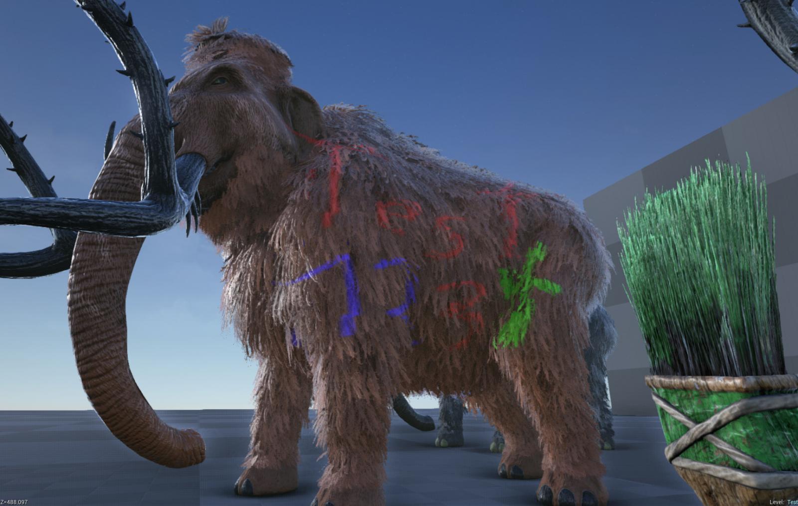 Fur Pass: Mammoth
