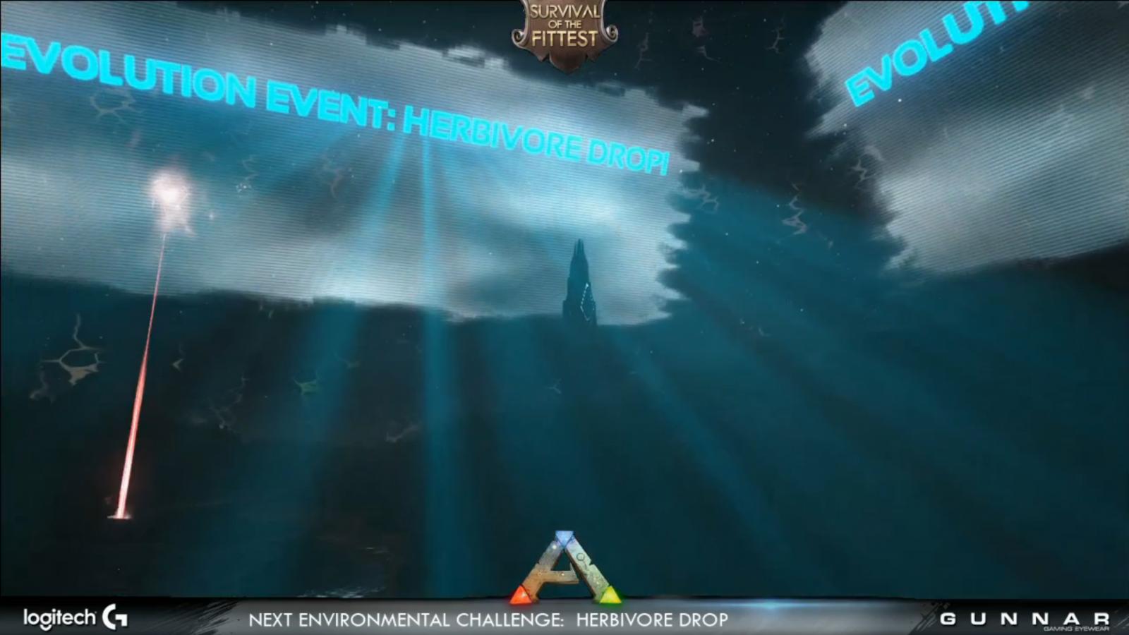 Evolution Event: Herbivore Drop