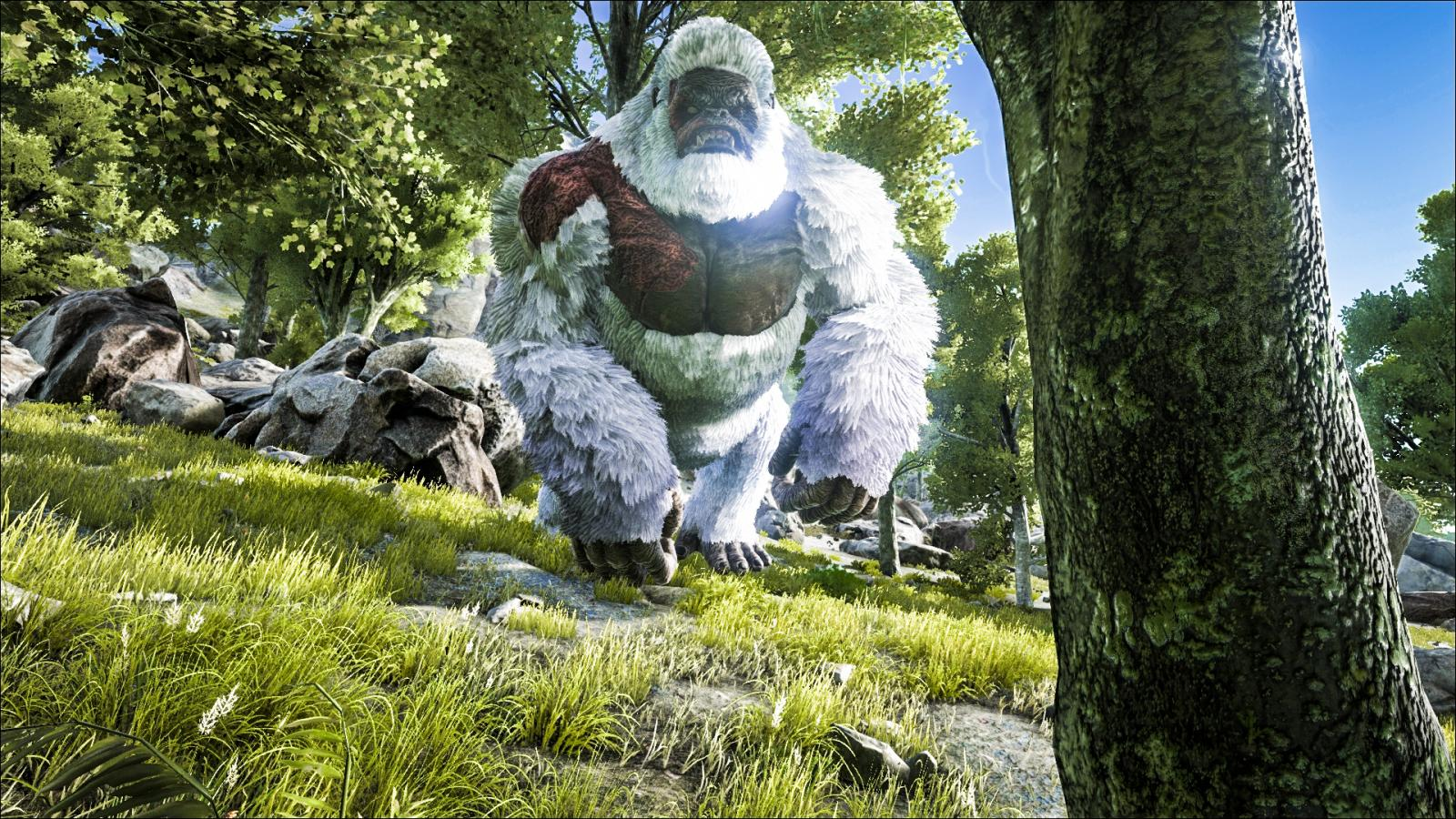 Survival of the Fittest: The Giant Ape