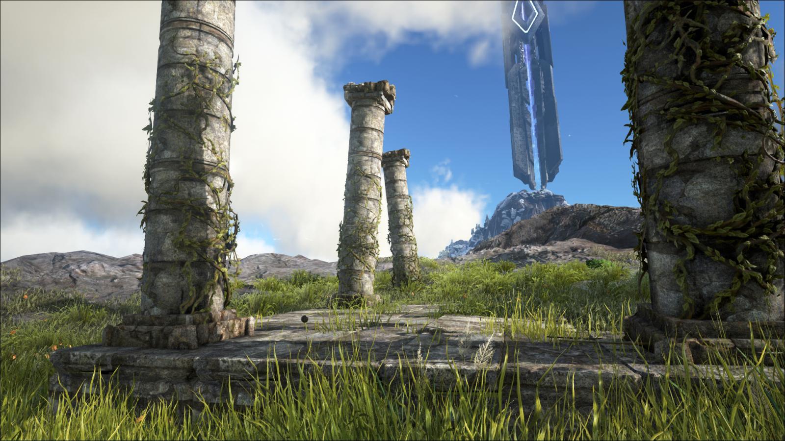 Ruins - Mountain 2