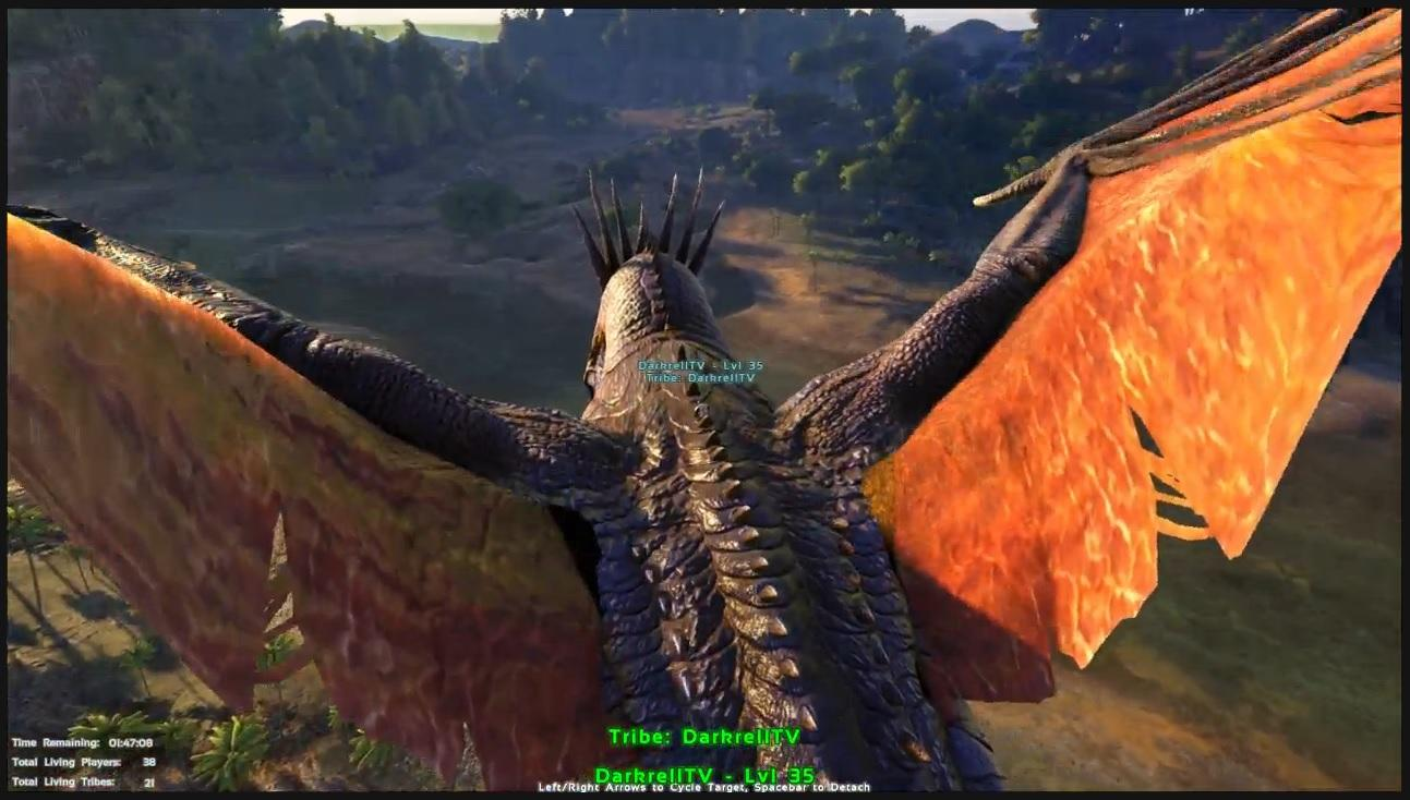 Unnatural Selection - Dragon