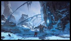 Concept: Snowy Biome