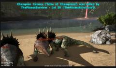 Unnatural Selection: Dinosaur Army