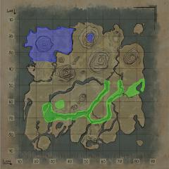 Swamp and Snow Map Changes