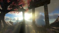 Ruins - Mountain