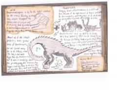 Fanmade Dossier-Brachiosaurus ingens