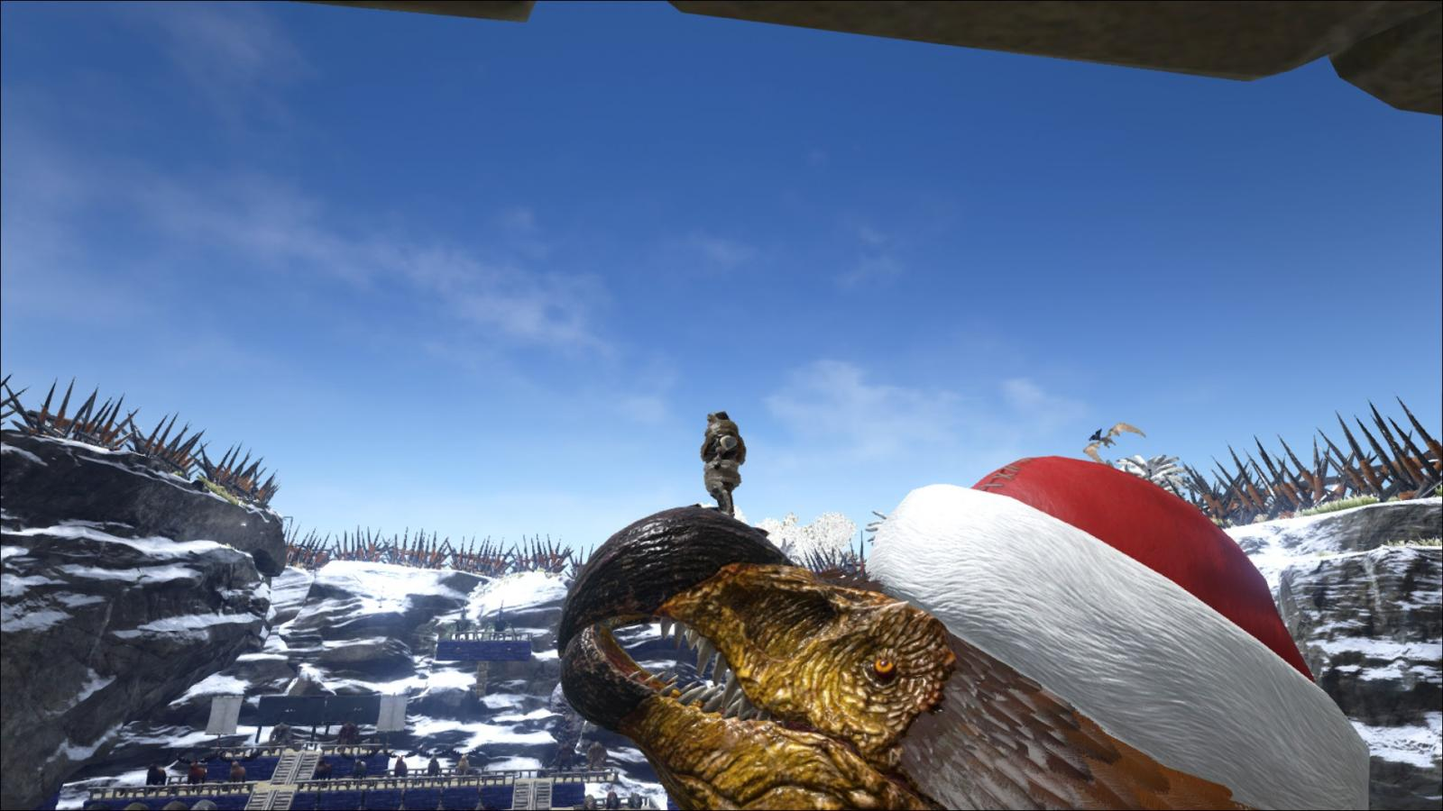 Playing with my DodoRex