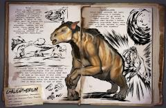 Dossier: Chalicotherium