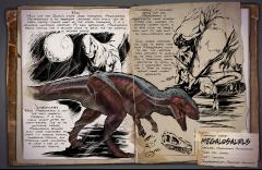 Dossier: Megalosaurus