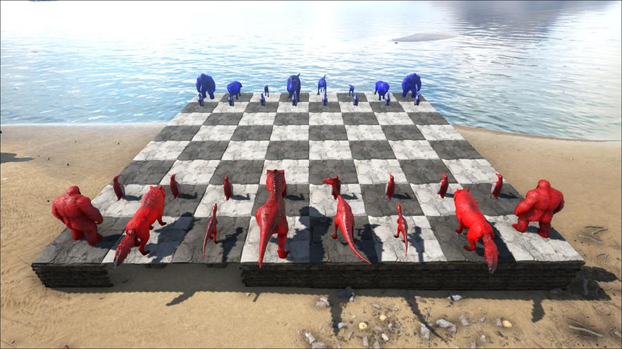 Time to play Chess!