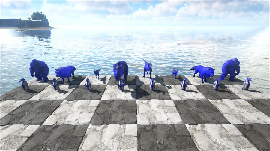 Chess - Blue Team