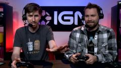 Jesse and Ryan McCaffrey on ARK @ IGN!