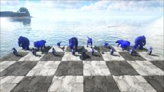 Chess - Blue Team