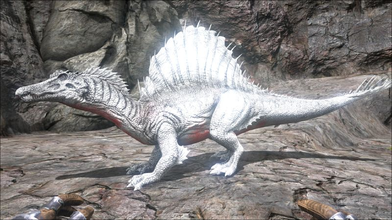 can you now paint dinos? - Bug Reports & Support - ARK - Official