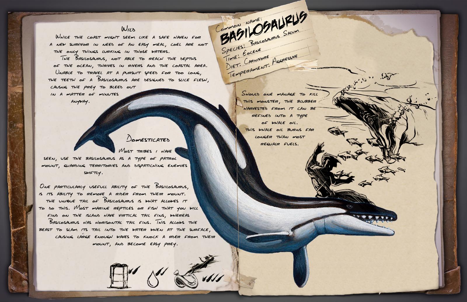 Basilosaurus - Featured Fanart - ARK - Official Community Forums