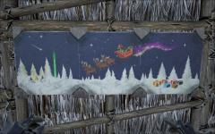 Snow Argent Warpaint