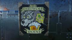 The Direwolf & Dodo
