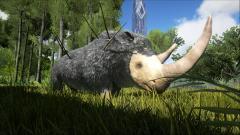 legendary rhino