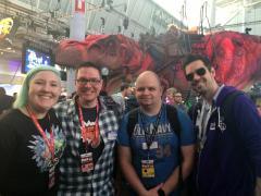 Jen, Sl1pg8r, DraaxLP, and KingDaddyDMAC
