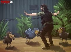 Beware the mighty Dodo!