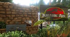 Jurassic Ark Survival Evolved Theme Park