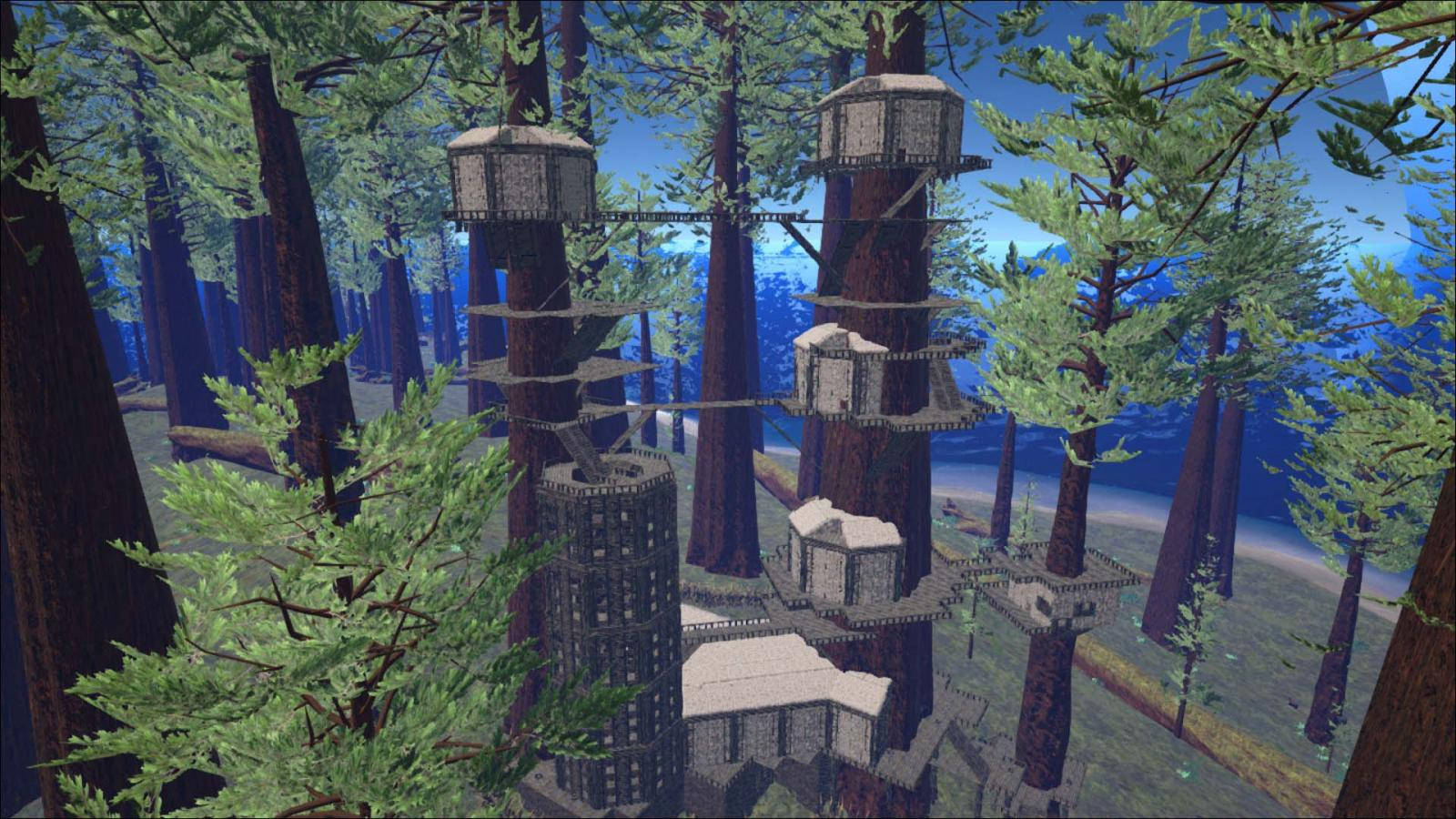 Redwood Forest Treehouse Ark Official Community Forums