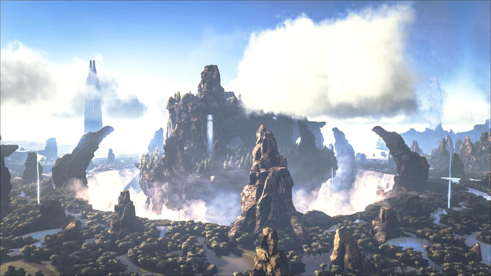 Ark Survival Evolved The Center Arrives On Xbox And Pc Ark