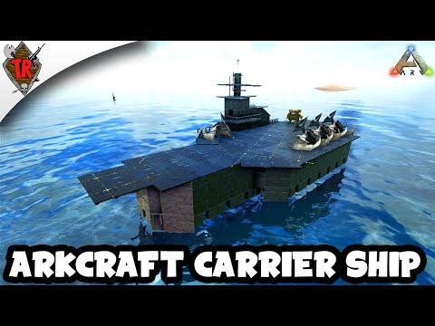 ARKCraft Carrier Ship
