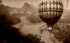 Hot Air Balloon by Morth