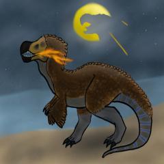 Dodo Rex by Nyx