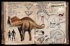 Amargasurus by Tomtoyer