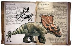 Chasmosaurus by MaximusPM