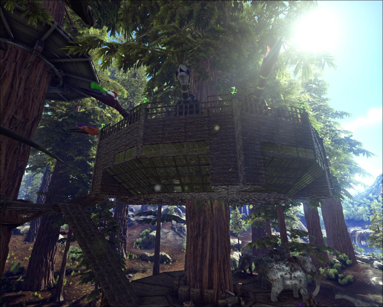 Picture of: Tree House Underside Community Albums Ark Official Community Forums