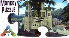Redwood Treehouse Castle Showcase by Monkeypuzzle