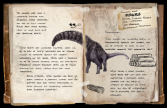 Isisaurus by Mega