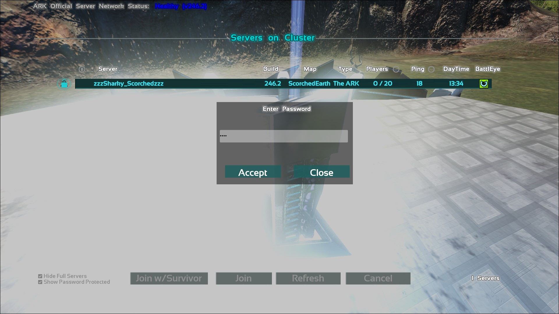 Guide] Cluster Setup - Server Administration - ARK