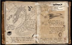 Tarragonia Draculunis (Tarragon)