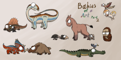 Babies of ARK Part 2