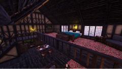 House1 loft area