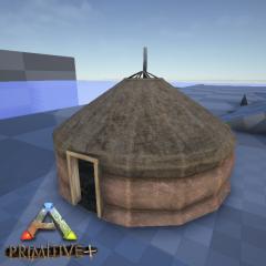 Primitive+ Yurt