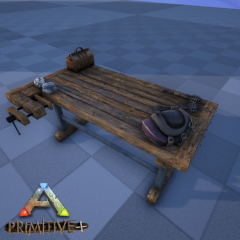 Primitive+ Advanced Workbench
