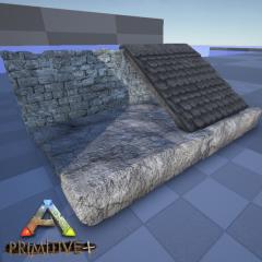 Primitive+ New Brick/Concrete Tier