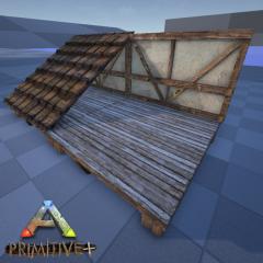 Primitive+ New Lumber Structure Tier - New Windows/Doors