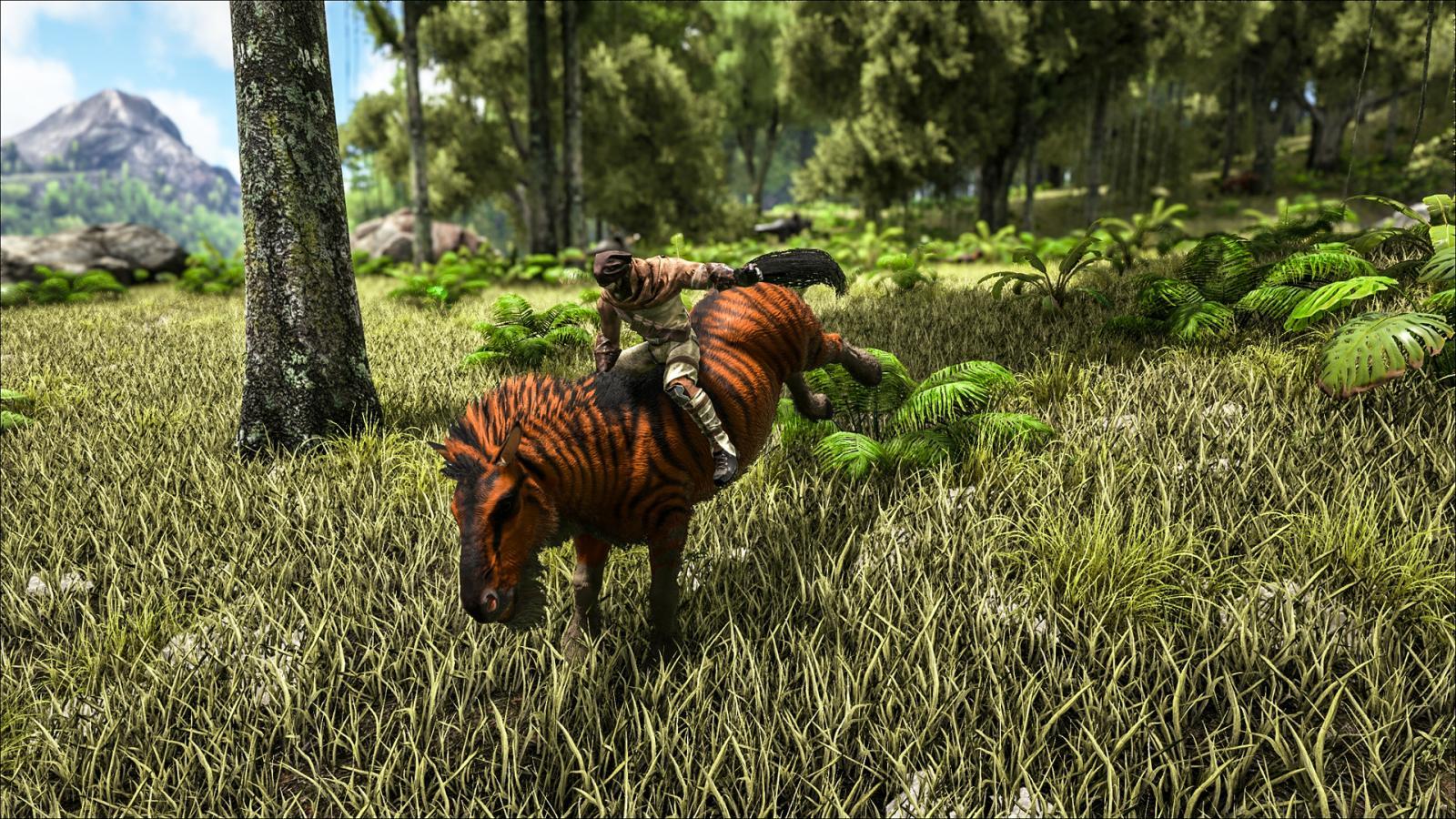 Patch 256: Equus, Leedsichthys, Ichthyornis, Iguanodon, Underwater