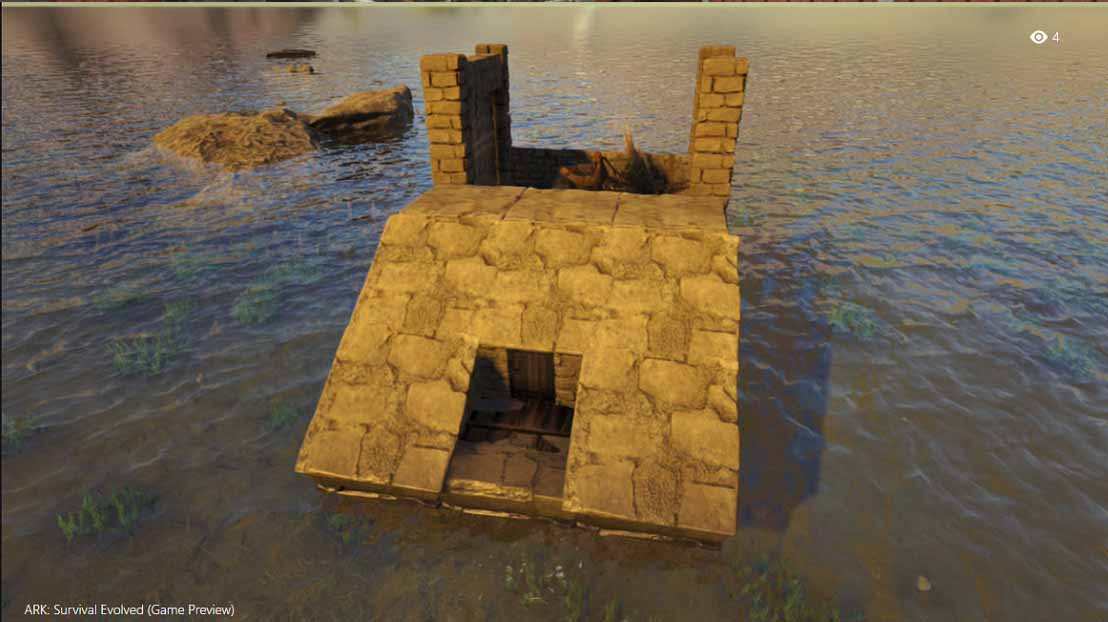 Problems lowering foundations - Bug Reports & Support - ARK