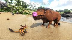 Timon & Pumbaa from the Lion King