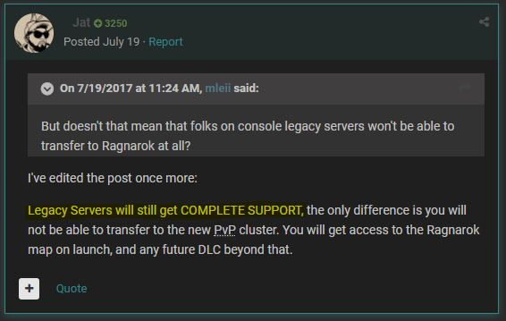 Duping n DDos - General Discussion - ARK - Official Community Forums