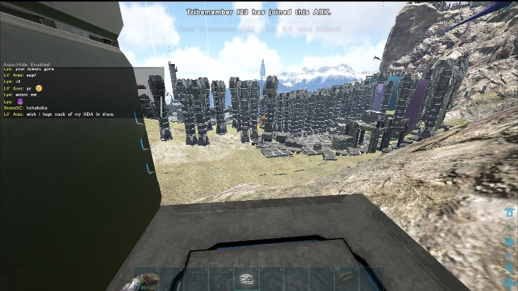 Tek gates - General Discussion - ARK - Official Community Forums