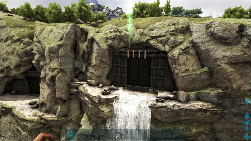 Teleporting/Warping Out of Cave - Bug Reports - ARK