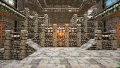 Ark castle staircase small.jpg